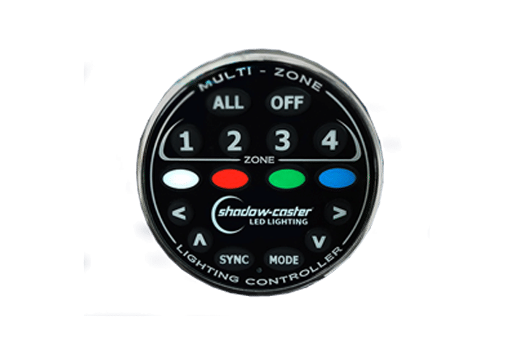 Shadow-Caster Lighting Controller MULTI-ZONE CONTROL