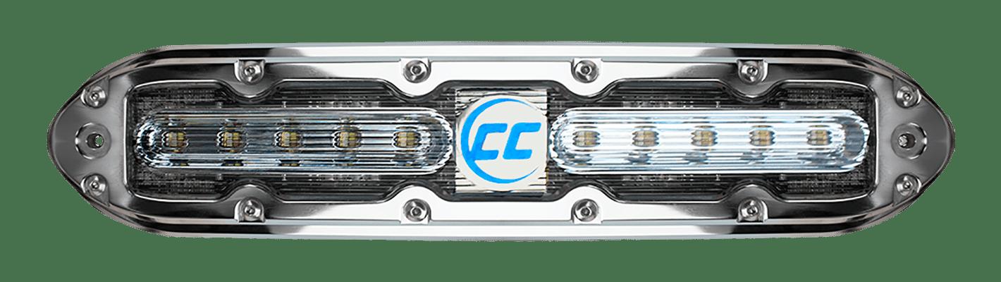 Shadow-Caster Marine LED Lighting Underwater Light SCM-10-CC