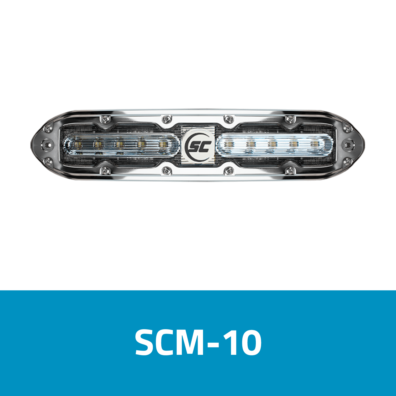 Shadow-Caster Marine LED Lighting Underwater Light SCM-10