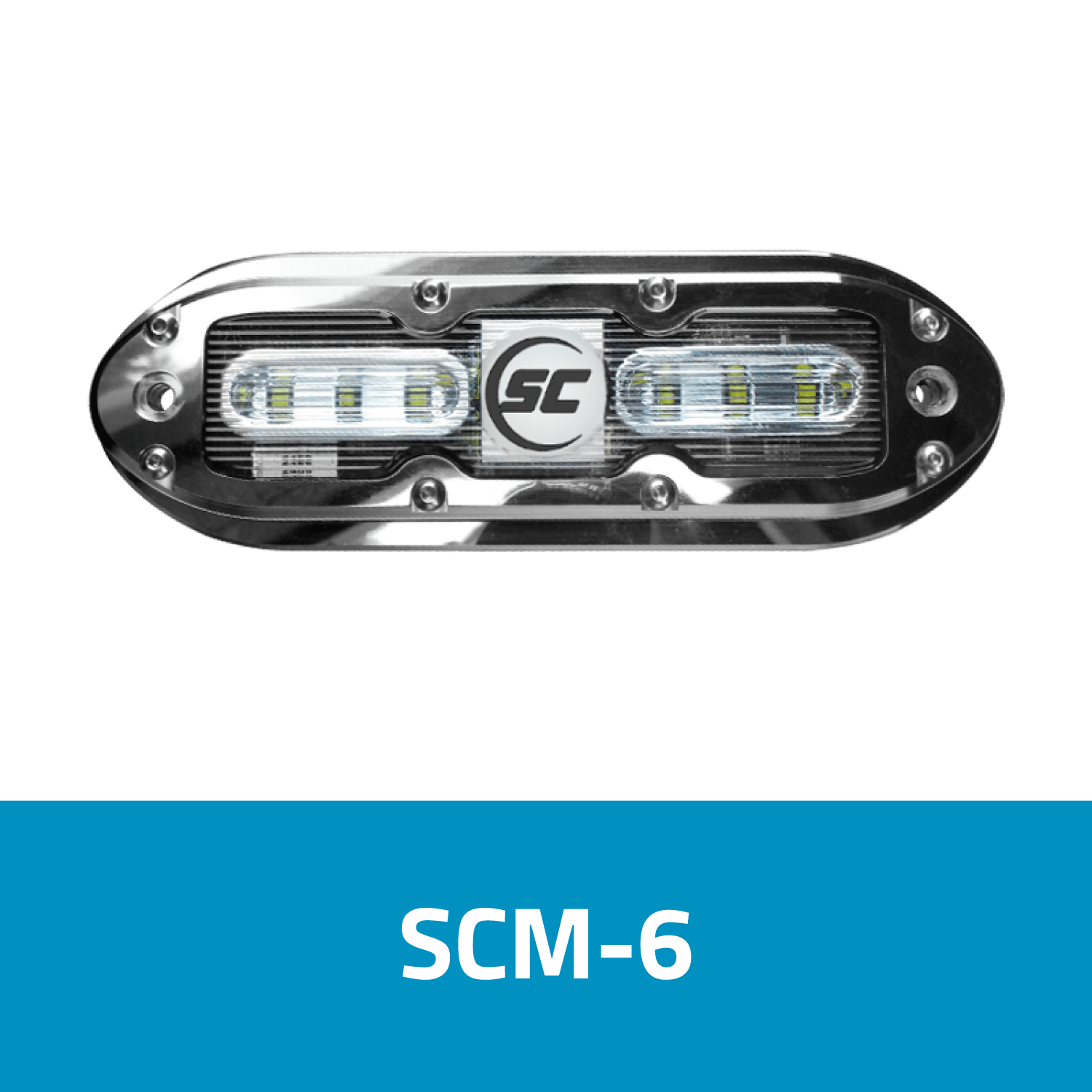 Shadow-Caster Marine LED Lighting Underwater Light SCM-6