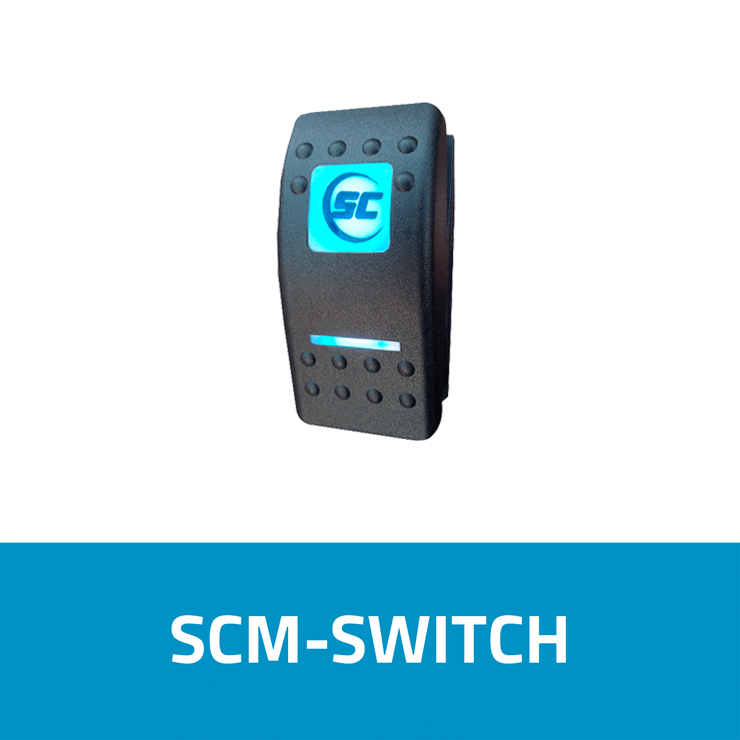 Shadow-Caster Marine LED Lighting Switch