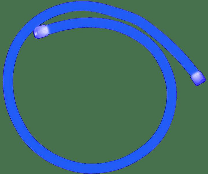 Shadow-Caster Marine LED Lighting SCM-AL-MINI-NEON BLUE Above Water Light
