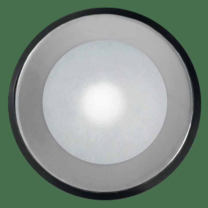 Shadow-Caster LARGE MARINE LED DOWN LIGHT SCM-DLX Chrome and Black finish