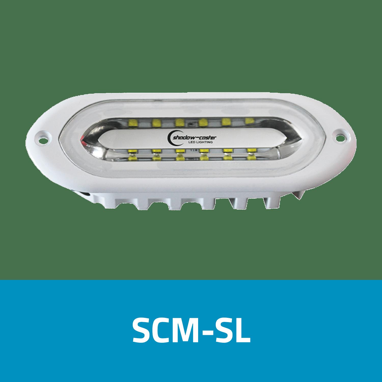 Shadow-Caster Marine LED Lighting Above Water Speader Light SCM-SL