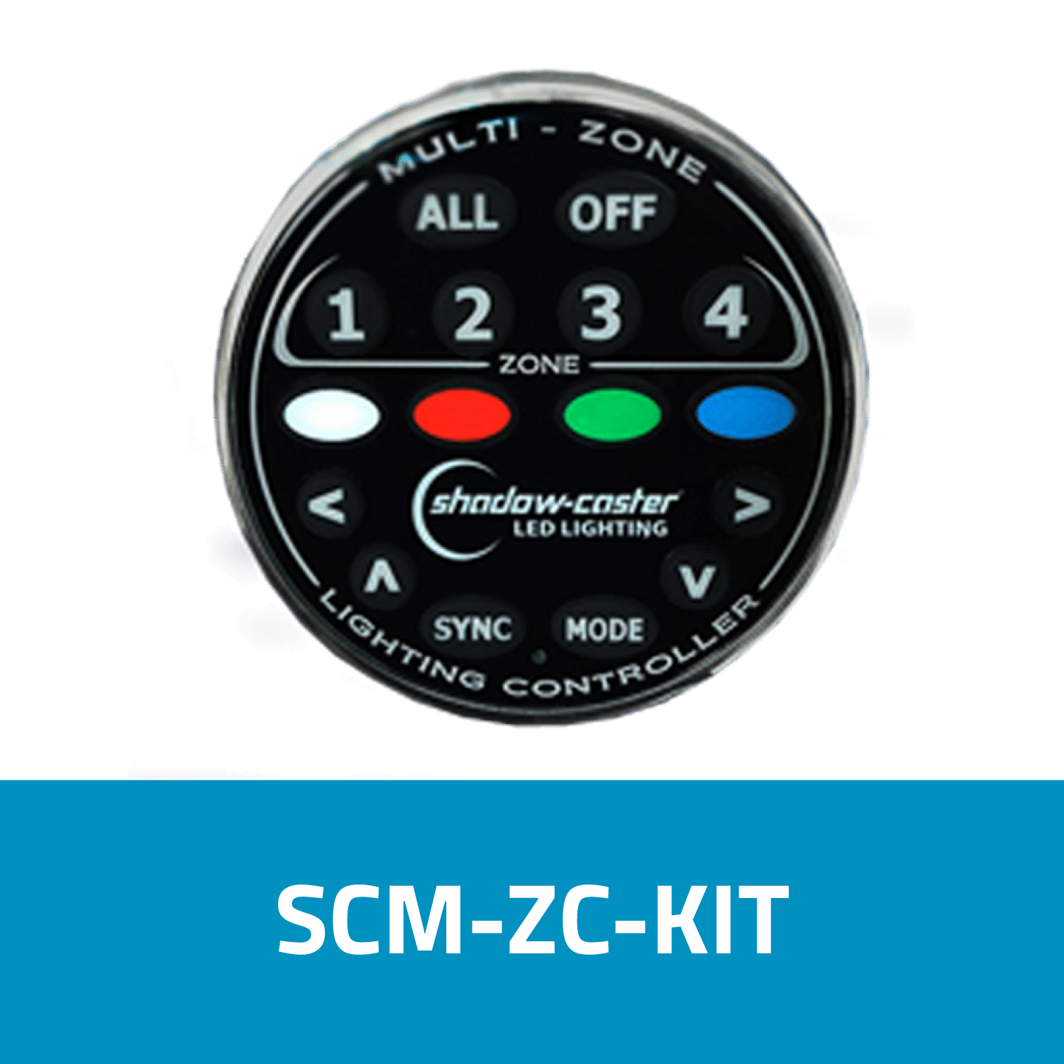 Shadow-Caster Marine LED Lighting SCM-ZC-KIT