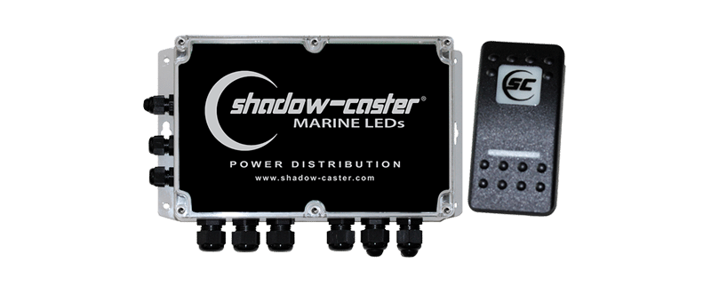 Shadow Caster Marine LED Lighting Accessories