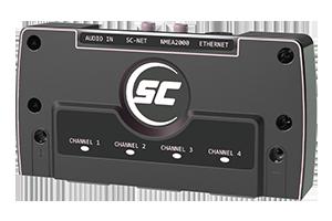 SCM-LC-N2K NMEA2000 Lighting Controller